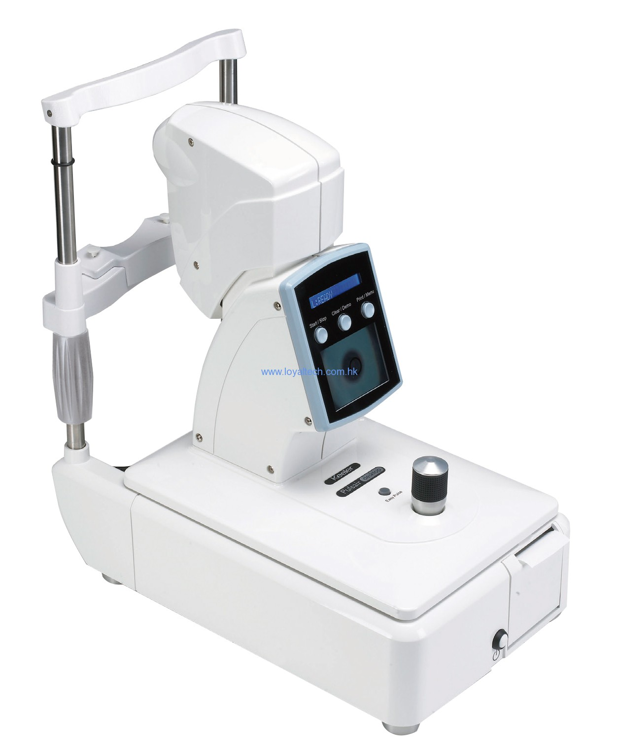 Pulsair Desktop Tonometer